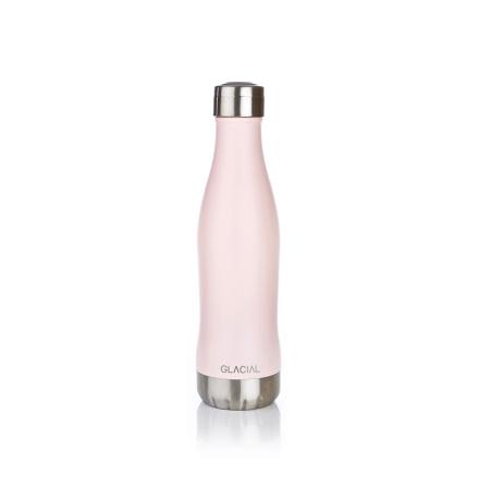 Glacial - Mat Pink Puder