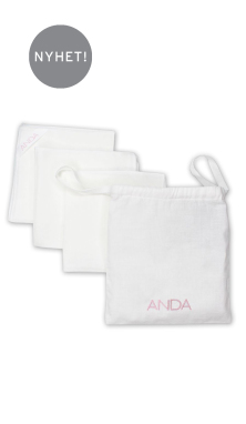 NYHET! ANDA Cleansing Cloths