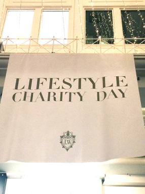 Lifestyle Christmas Charity Day