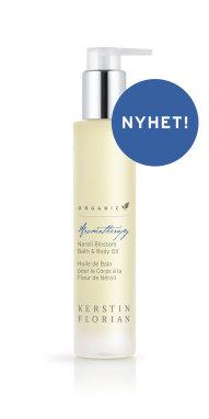 NYHET! Organic Neroli Blossom Bath & Body Oil