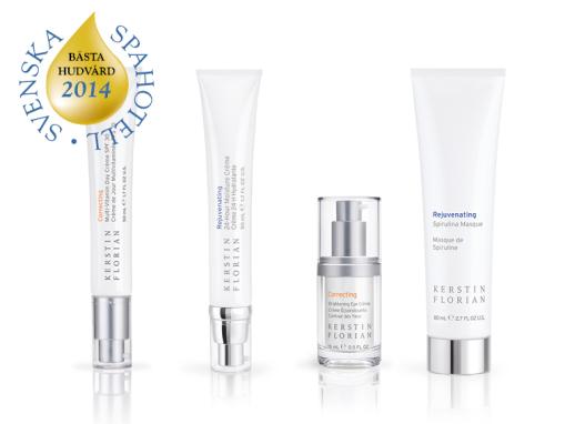 Årets hudvårdprodukter 2014