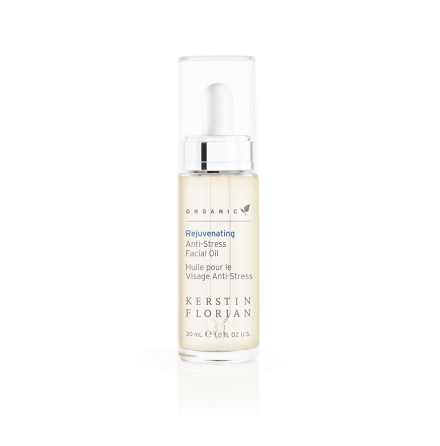 Rejuvenating Anti-Stress Facial Oil