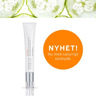 Correcting Multi-Vitamin Day Crème SPF 30 - nu med naturligt solskydd!